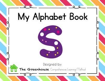 Alphabet Book- Letter s