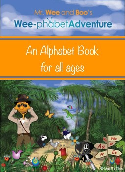 Alphabet Book: Mr. Wee and Boo's Wee-phabet Adventure