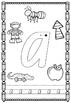 Alphabet Book NSW Foundation Font