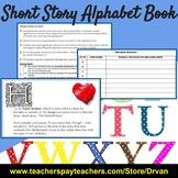 Alphabet Book - Fun Project for Short Stories Unit Review