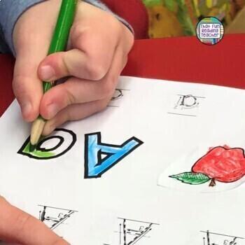 Letter Sounds | Alphabet Books
