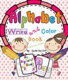 Alphabet Book:  Write and Color (Copywork A-Z)