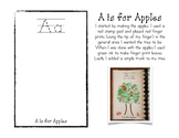 Alphabet Book - Year Long Project