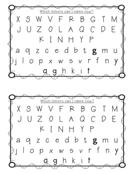 "Alphabet Book for Letter C: ""Color the Letter"" Alphabet Book - Sight Word A!"