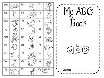 Alphabet Book forStudents