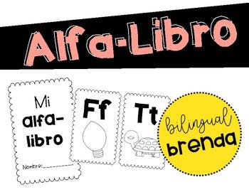 Alphabet Book in Spanish