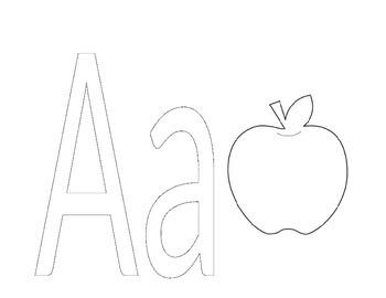 Alphabet Book - no color