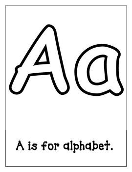 Alphabet Book of Art