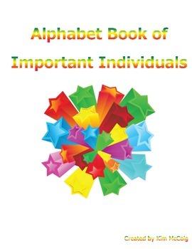 Alphabet Book of Important Individuals
