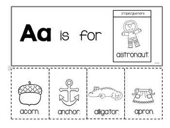Letters / Letter Sounds / RTI / Alphabet