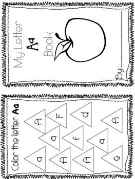 Letter A-Z  Books Bundle