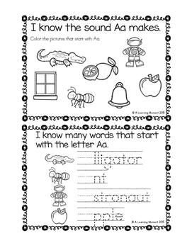 Alphabet Books {A-Z}