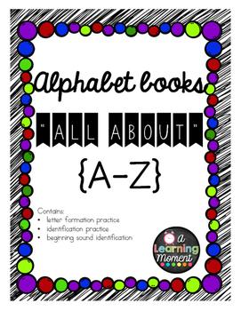 Alphabet Books {A-Z}
