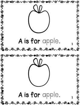 Alphabet Books - A to Z