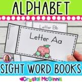 Alphabet Books (Including Sight Words) 26 Predictable Alph