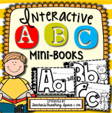 Alphabet Books --- Interactive ABC Mini-Books for Every Letter of the Alphabet
