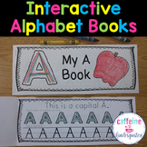 Alphabet Books - Interactive Alphabet Books