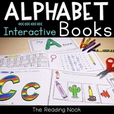 Alphabet Interactive Books