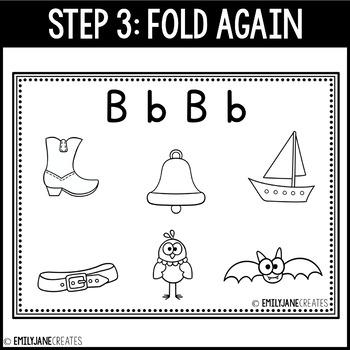 Alphabet Books (Print and Fold)