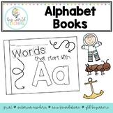 Alphabet Books/Readers *Print, Vic Cursive, QLD Beginners,