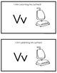 Alphabet Books: V to Z & Activities