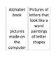 Alphabet Books and Children Who Read Them Week 2 ABC Books