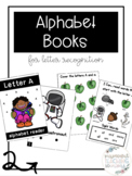 Alphabet Books for ABC and Letter Recognition