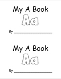 Alphabet Books for Beginning Readers (including Sight Words)