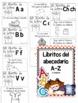 Alphabet Books in Spanish alfabeto
