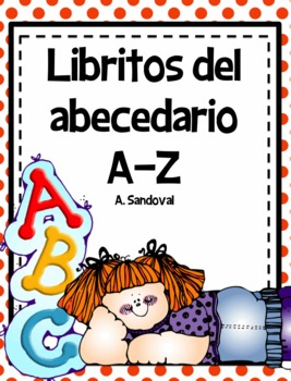 Alphabet Books in Spanish alfabeto