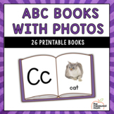 Alphabet Books with Photographs