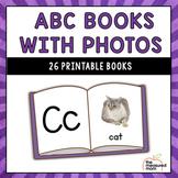 Alphabet Books with Photographs