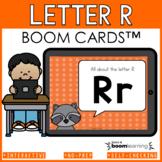 Alphabet Boom Cards - Letter R (Letter Recognition and Let