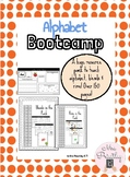 Alphabet Bootcamp - HUGE Pack!