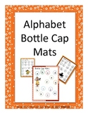 Alphabet Bottle Cap Mats