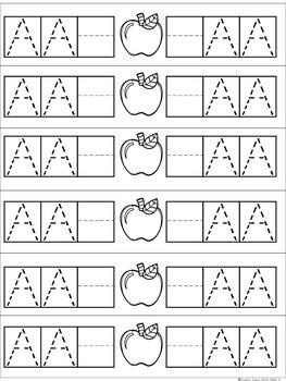 Alphabet Bracelets - ABC Handwriting Bracelets