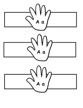 Alphabet Bracelets High Fives