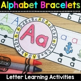 Alphabet Bracelets and Watches