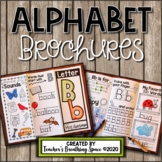 Alphabet Brochures --- Double-Sided Brochures for Every Le