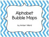 Alphabet Bubble Maps