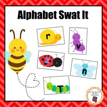 Alphabet Swat It