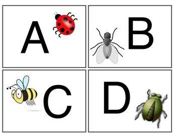 Alphabet Bug Swat