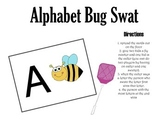 Alphabet Bug Swat