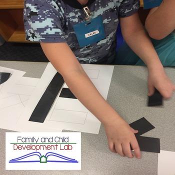 Alphabet Building Puzzles