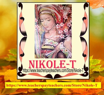 Fall - Alphabet - Numbers - Bulletin board - Interactive PowerPoint