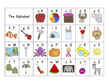 Alphabet Bundle!