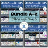 Phonics Alphabet Bundle A to Z