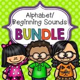 Alphabet Beginning Sounds Bundle