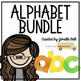 Alphabet Bundle (8 Activities)