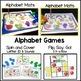 Alphabet Bundle (Games, Coloring, Printing, Sorts, Morning Work, Centers)